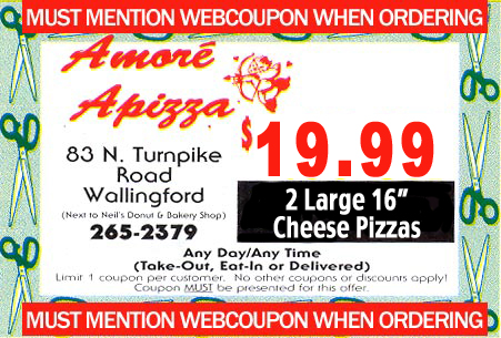 Amore coupons